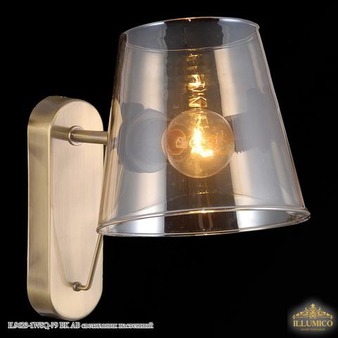 IL9623-1WSQ-79 BK AB светильник настенный