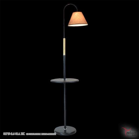 01719-2.6-01A BK светильник напольный