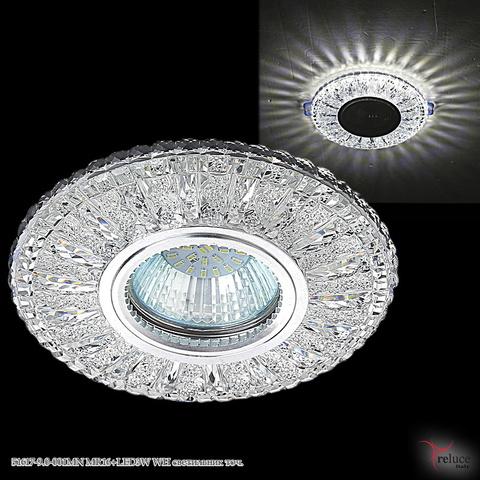 51617-9.0-001MN MR16+LED3W WH светильник точ.