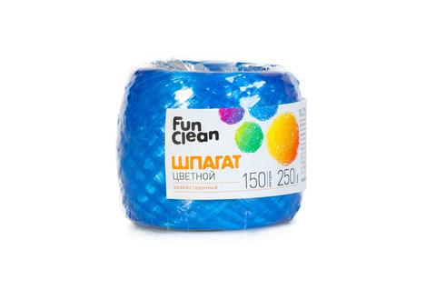 Шпагат Fun Clean полипропиленовый, 250 текс, 150м, цветной