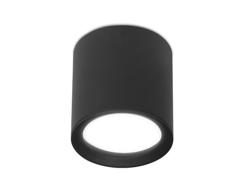 Накладной точечный светильник TN214 BK/S черный/песок GU5.3 D56*70