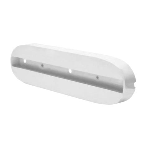 UBX-Q122 G82 WHITE 1 POLYBAG Чашка потолочного крепления. Однофазная. Белая. ТМ Volpe.