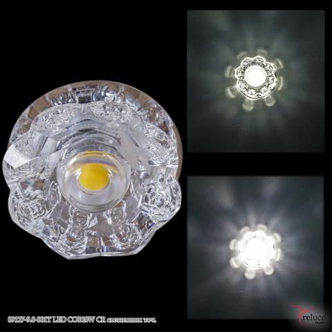 09127-9.0-001T LED COB10W CR светильник точ.