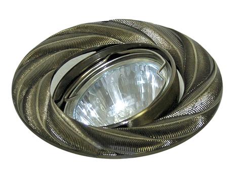 Точечный светильник PALERMO GU5.3 001 SN