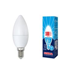 LED-C37-11W/NW/E14/FR/NR Лампа светодиодная. Форма