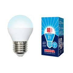 LED-G45-7W/NW/E27/FR/NR Лампа светодиодная. Форма