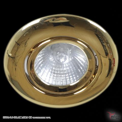 05004-9.0-001AK MR16 GD светильник точ.