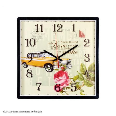 3028-122 Часы настенные