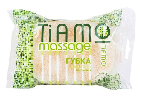 Губка для тела TIAMO Massage