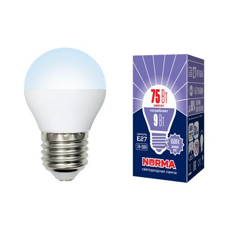 LED-G45-9W/DW/E27/FR/NR Лампа светодиодная. Форма