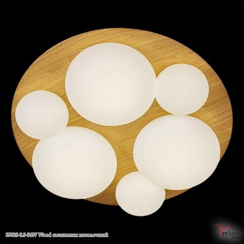 09928-0.3-54W Wood светильник потолочный