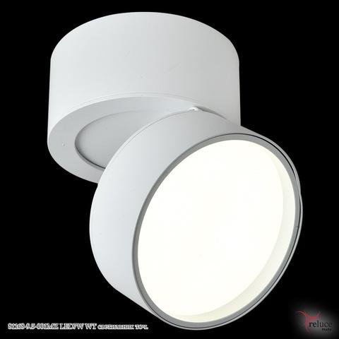 81168-9.5-001MZ LED7W WT светильник точ.