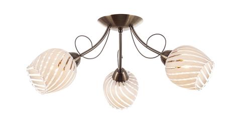 Потолочный светильник Escada 1110/3 E27*60W Antique brass