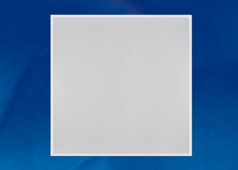 ULP-6060 36W/4000К IP40 PREMIUM WHITE Светильник светодиодный потолочный универсальный. Белый свет (4000K). 4400Лм. Корпус белый. В комплекте с и/п. ТМ Uniel.