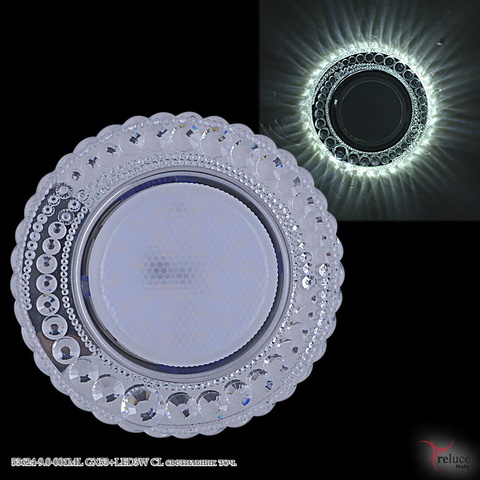 53624-9.0-001ML GX53+LED3W CL светильник точ.
