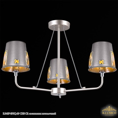 IL9407-3PSQ-29 CHS CR светильник потолочный