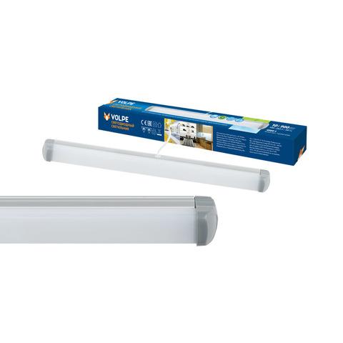 ULO-Q141 AL30-10W/NW SILVER Светильник светодиодный накладной ТМ Volpe. Белый свет. Цвет серебристый.