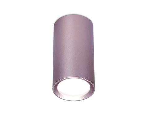 Накладной точечный светильник TN220 PU/S фиолетовый/песок GU5.3 D56*100