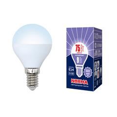 LED-G45-9W/DW/E14/FR/NR Лампа светодиодная. Форма