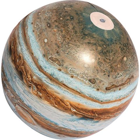 Надувной мяч Юпитер с подсветкой 61 см Bestway 31043