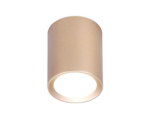 Накладной точечный светильник TN216 GD/S золото/песок GU5.3 D56*70