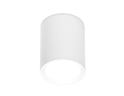 Накладной точечный светильник TN215 WH/S белый/песок GU5.3 D56*70