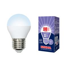LED-G45-11W/DW/E27/FR/NR Лампа светодиодная. Форма