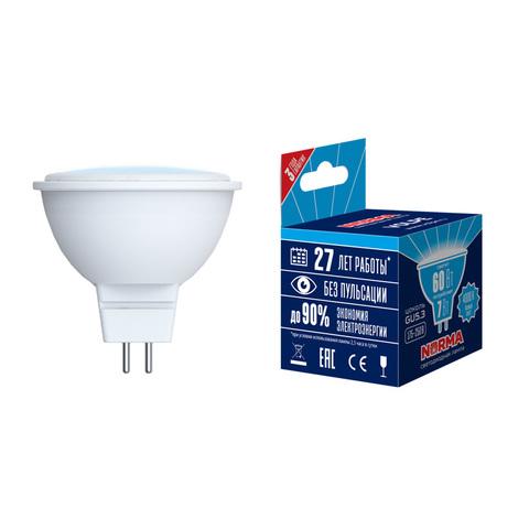 LED-JCDR-7W/NW/GU5.3/NR Лампа светодиодная. Форма