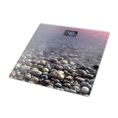 Весы напольные сенсор HOME ELEMENT HE-SC906 {new} каменистый пляж