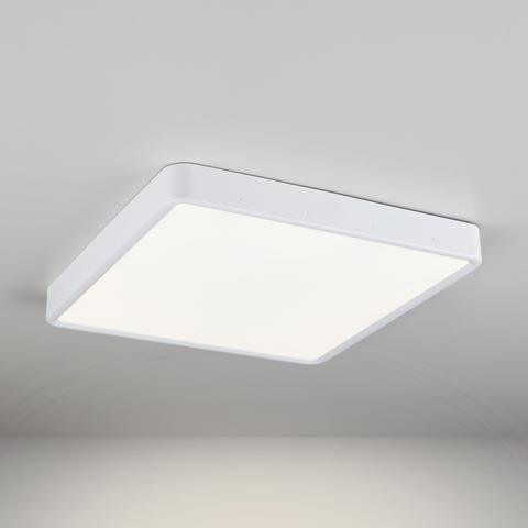 Накладной светодиодный светильник DLS034 24W 4200K