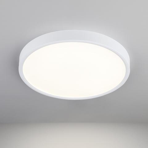 Накладной светодиодный светильник DLR034 24W 4200K