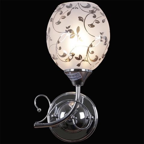 91184-6.2-01W CR светильник настенный