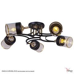 05602-0.3-05B BK+FGD светильник потолочный