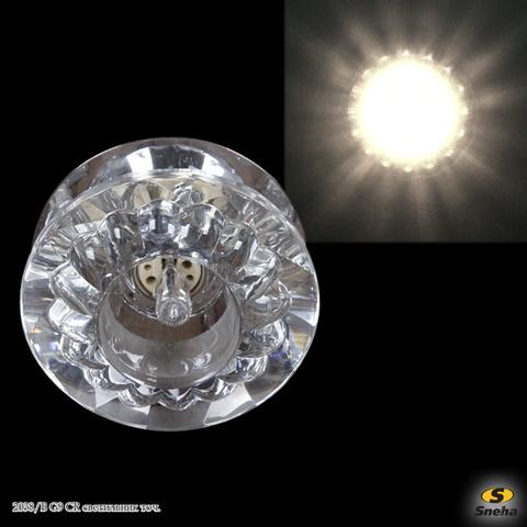 2038/B G9 CR светильник точ.