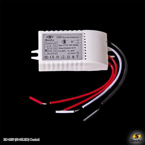 ED-118F (50-80LED) Control
