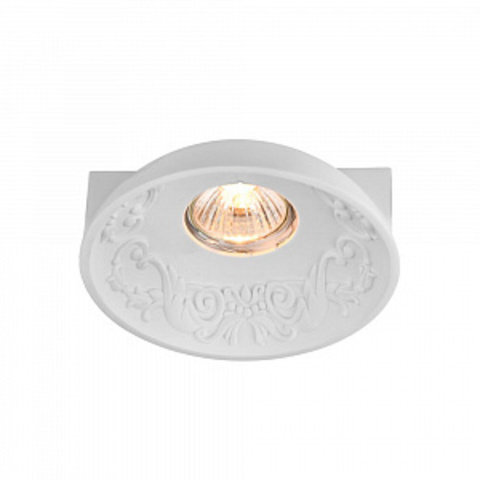 Встраиваемый светильник Gyps Classic DL278-1-01-W. ТМ Maytoni