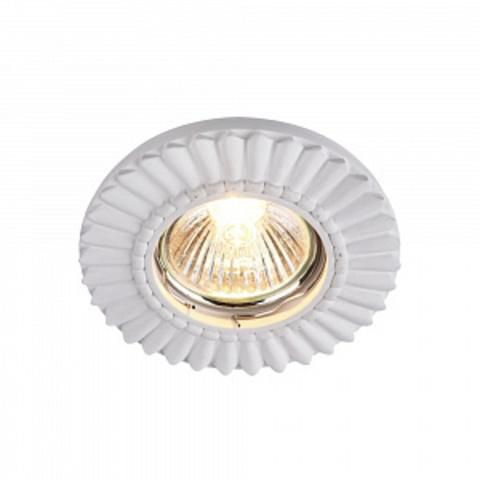 Встраиваемый светильник Gyps Classic DL281-1-01-W. ТМ Maytoni