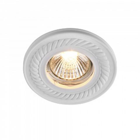 Встраиваемый светильник Gyps Classic DL283-1-01-W. ТМ Maytoni