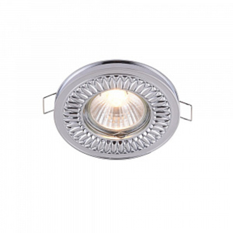 Встраиваемый светильник Metal Classic DL301-2-01-CH