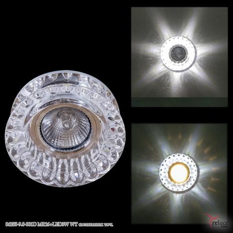 04255-9.0-001D MR16+LED3W WT светильник точ.