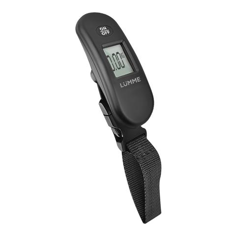 Весы безмен электронные LUMME LU-1330 черный