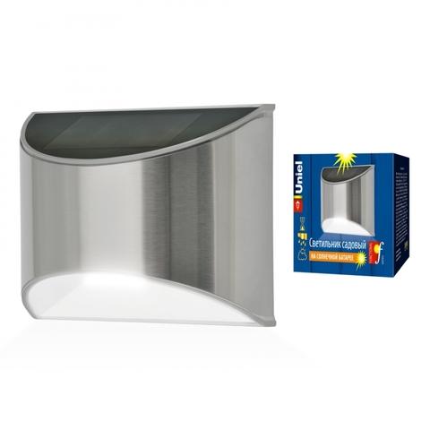 USL-F-150/МТ090 SUPERBRIGHT Садовый светильник на солнечной батарее. 4 светодиода. Белый свет. 1*АА Ni-Mh аккумулятор в/к. IP44. TM Uniel.