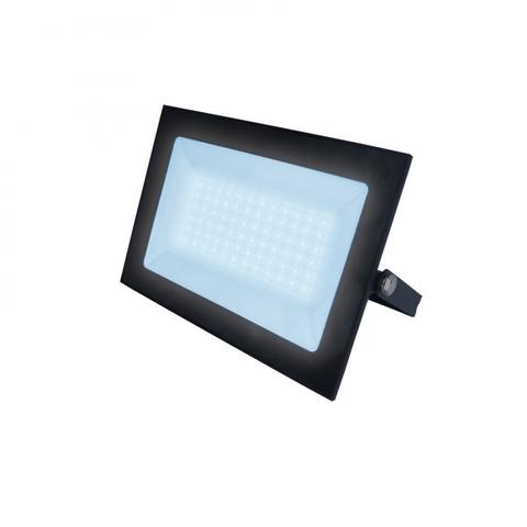 ULF-F21-70W/6500K IP65 200-250В BLACK Прожектор светодиодный. Дневной свет (6500K). Корпус черный. TM Uniel