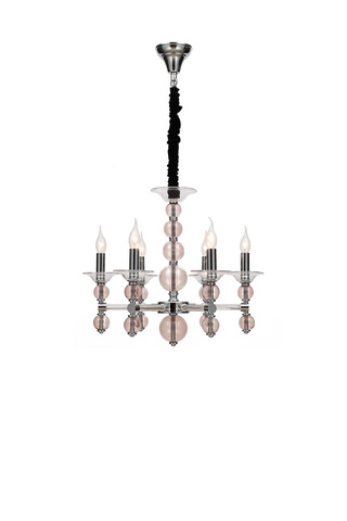 Подвесной светильник Escada 696/6S E14*60W Rose