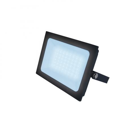 ULF-F21-50W/6500K IP65 200-250В BLACK Прожектор светодиодный. Дневной свет (6500K). Корпус черный. TM Uniel