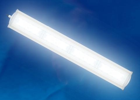 ULY-U42C 200W/6500K IP65 SILVER Светильник светодиодный промышленный. Дневной свет (6500K). Угол 120 градусов. TM Uniel.
