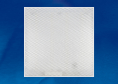 ULP-6060 54W/4000К IP54 MEDICAL WHITE Светильник светодиодный потолочный универсальный. Белый свет (4000K). 6600Лм. Корпус белый. В комплекте с и/п. ТМ Uniel.