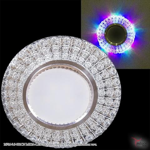 16746-9.0-001CN MR16+LED3W CL+MIX светильник точ.