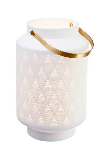 Настольный светильник Escada 10177/L E14*40W White