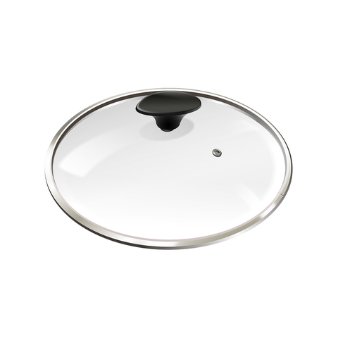 Крышка MARTA MT-3768 Прозрачный, диаметр 16 см